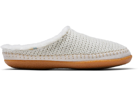 TOMS - Women's Ivy Natural Sweater Knit Slippers