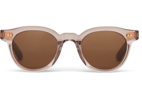 TOMS - Fin Pink Carnation Sunglasses / Brown Gradient Lenses