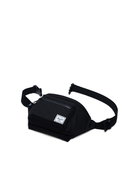Herschel Supply Co. - Seventeen Dark Grid Black Hip Pack