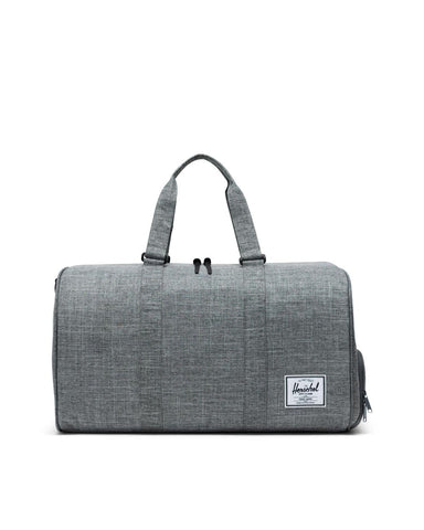 Herschel Supply Co. - Novel Raven Crosshatch Duffel Bag