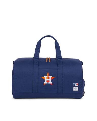 Herschel Supply Co. - Novel MLB Grandstand Houston Astros Duffel Bag