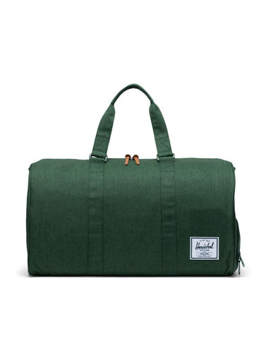 Herschel Supply Co. - Novel Greener Pastures Crosshatch Duffel Bag