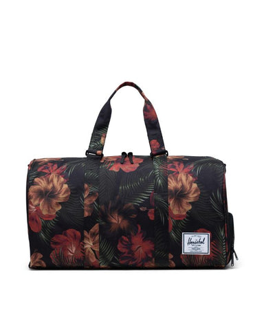 Herschel Supply Co. - Novel Tropical Hibiscus Duffel Bag