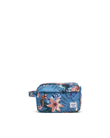 Herschel Supply Co. - Chapter Summer Floral Heaven Blue Travel Kit