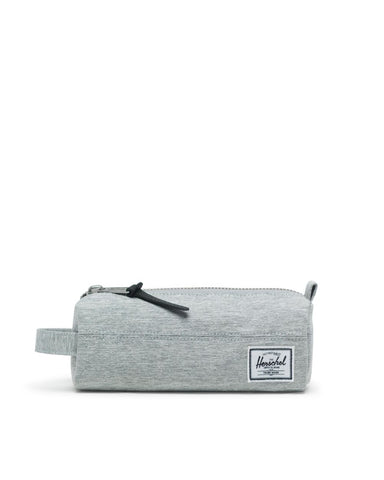 Herschel Supply Co. - Settlement Light Grey Crosshatch Pencil Case