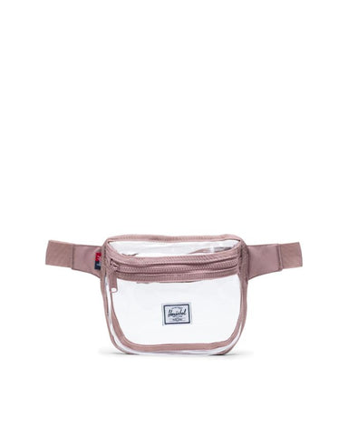 Herschel Supply Co. - Fifteen Ash Rose Clear Hip Pack