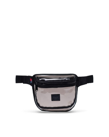 Herschel Supply Co. - Fifteen Clear Black Smoke Hip Pack