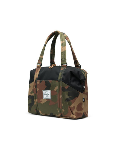 Herschel Supply Co. - Strand Woodland Camo Black Tote