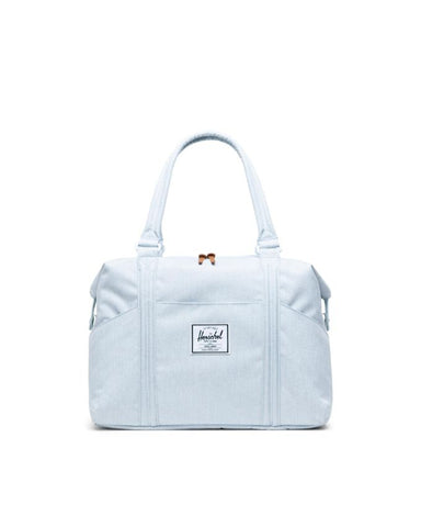 Herschel Supply Co. - Strand Ballad Blue Pastel Crosshatch Tote