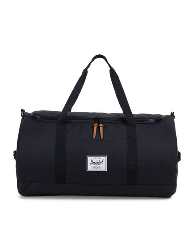 Herschel Supply Co. - Sutton Black Duffel Bag