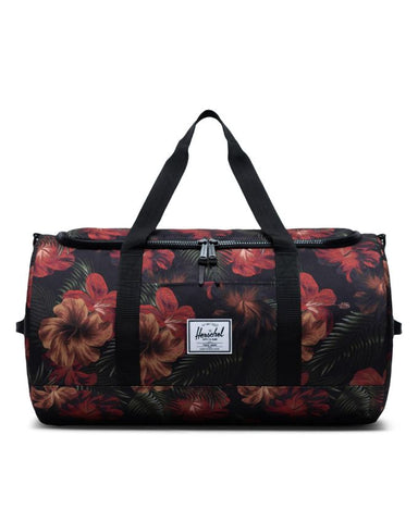 Herschel Supply Co. - Sutton Tropical Hibiscus Duffel Bag
