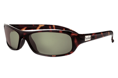 Bolle - Fang Dark Tortoise Sunglasses, Axis Oleo AF Polarized Lenses