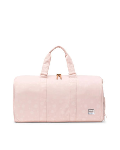 Herschel Supply Co. - Novel Polka Cameo Rose Mid Volume Duffel Bag