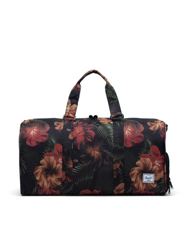 Herschel Supply Co. - Novel Mid Volume Tropical Hibiscus Duffel Bag