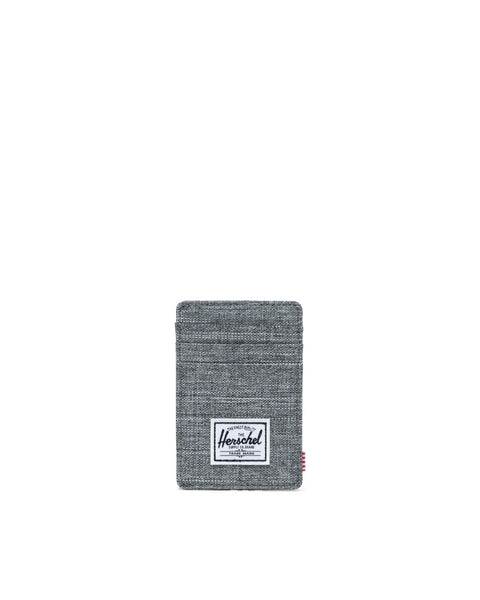 Herschel Supply Co. - Raven Raven Crosshatch Wallet