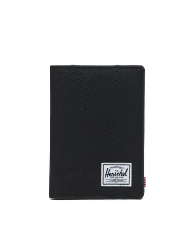 Herschel Supply Co. - Raynor Black Passport Case