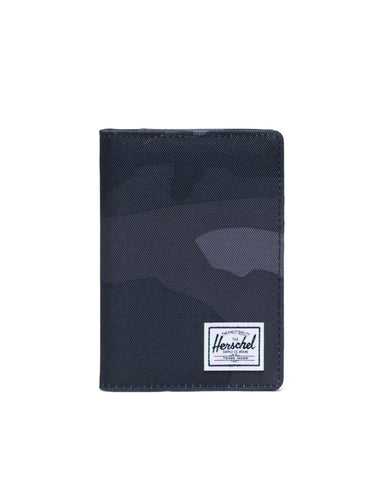 Herschel Supply Co. - Raynor Night Camo Passport Case