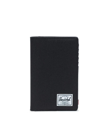 Herschel Supply Co. - Search Black Passport Case