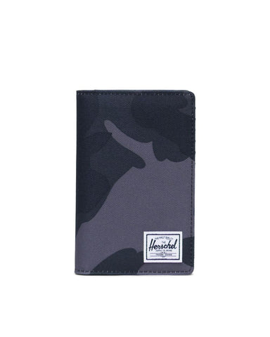 Herschel Supply Co. - Search Night Camo Passport Case