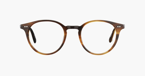 Garrett Leight - Clune 47mm True Demi Eyeglasses / Demo Lenses