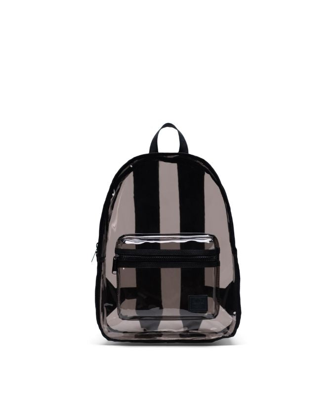Herschel Supply Co. - Classic Mid Volume Clear Black Smoke Backpack