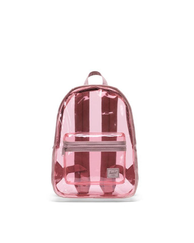 Herschel Supply Co. - Classic Mid Volume Clear Ash Rose Backpack