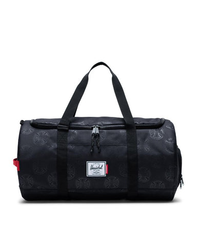 Herschel Supply Co. - Sutton Carryall Independent Multi Cross Black Duffel Bag
