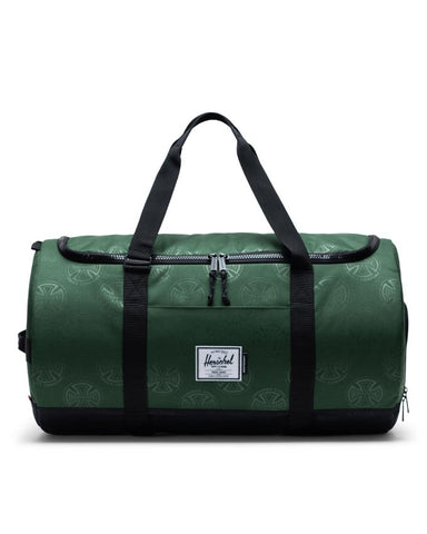 Herschel Supply Co. - Sutton Carryall Independent Multi Cross Greener Pastures Duffel Bag