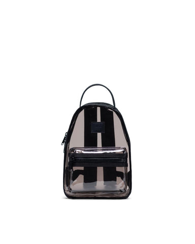 Herschel Supply Co. - Nova Mini Clear Black Smoke Backpack