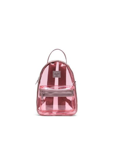 Herschel Supply Co. - Nova Mini Clear Ash Rose Backpack