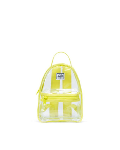 Herschel Supply Co. - Nova Mini Clear Highlight Clear Backpack