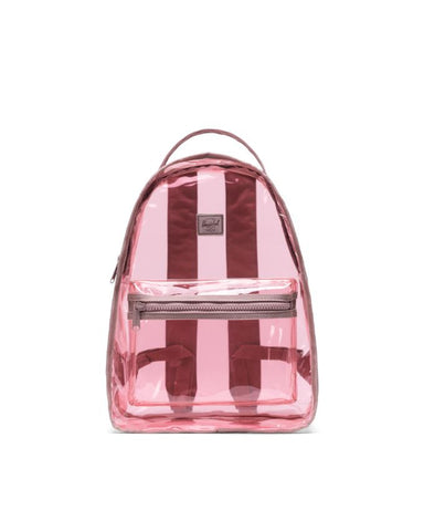 Herschel Supply Co. - Nova Mid Volume Clear Ash Rose Backpack