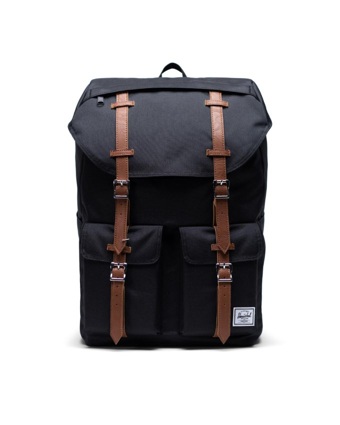 Herschel Supply Co. - Buckingham Black Tan Backpack