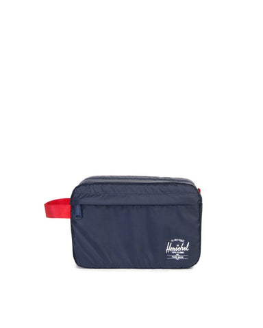 Herschel Supply Co. - Navy Red Toiletry Bag
