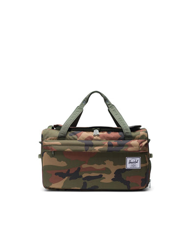 Herschel Supply Co. - Outfitter Woodland Camo 50L Duffel Bag