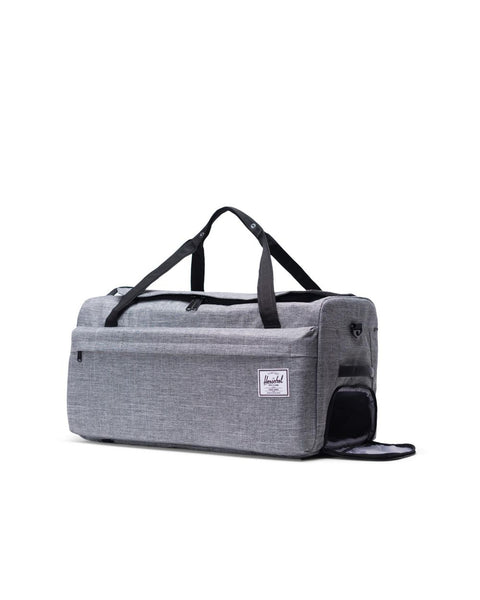 Herschel Supply Co. - Outfitter Raven Crosshatch 70L Duffel Bag