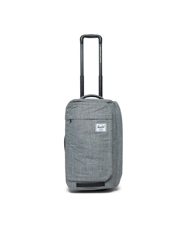 Herschel Supply Co. - Outfitter Wheelie Raven Crosshatch 50L Luggage Bag