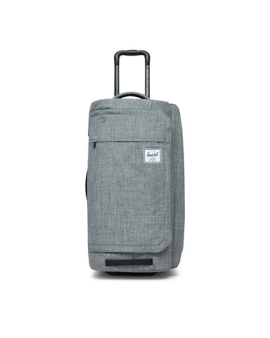 Herschel Supply Co. - Outfitter Wheelie Raven Crosshatch 70L Luggage Bag