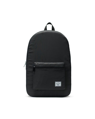 Herschel Supply Co. - Packable Ripstop Black Daypack