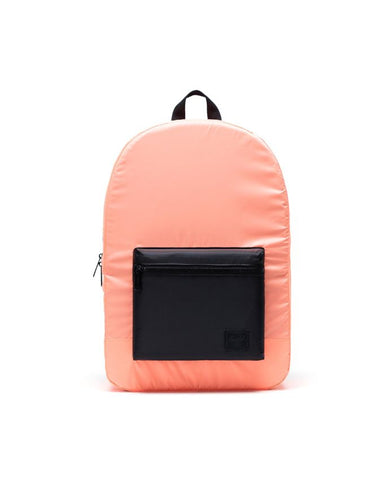 Herschel Supply Co. - Packable Neon Orange Black Daypack
