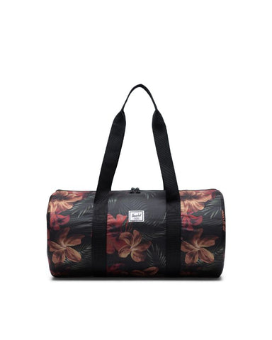 Herschel Supply Co. - Packable Tropical Hibiscus Duffel Bag