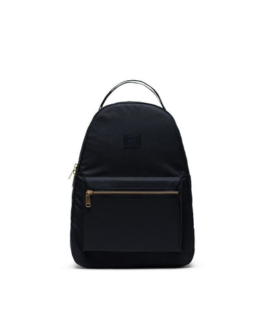 Herschel Supply Co. - Nova Black Mid Volume Light Backpack