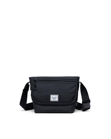Herschel Supply Co. - Grade Black Mini Messenger Bag