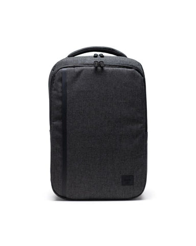 Herschel Supply Co. - Travel Black Crosshatch Daypack