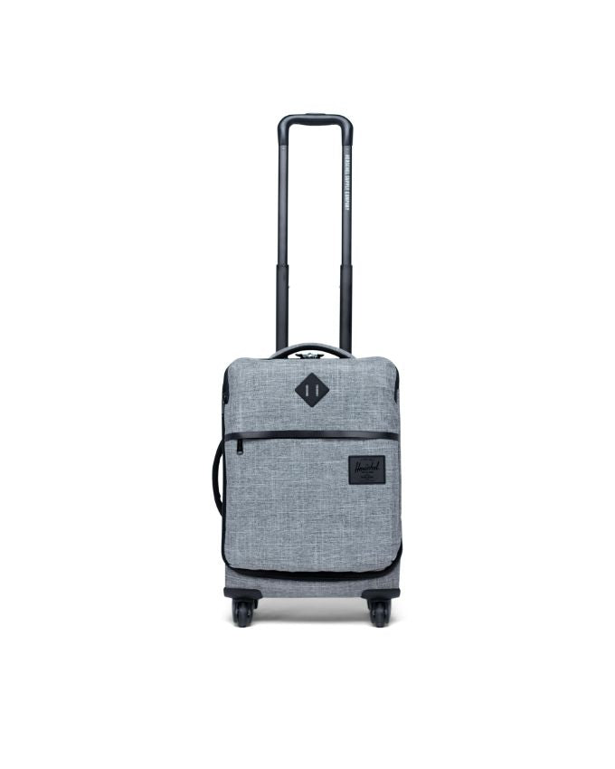 Herschel Supply Co. - Highland Carry On Raven Crosshatch Luggage Bag