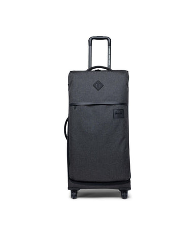 Herschel Supply Co. - Highland Black Crosshatch Large Luggage Bag