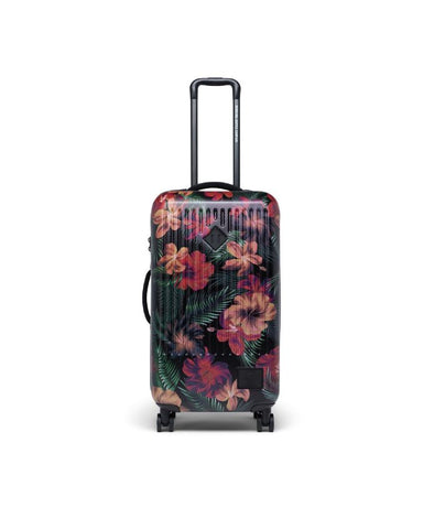 Herschel Supply Co. - Trade Medium Tropical Hibiscus Luggage Bag