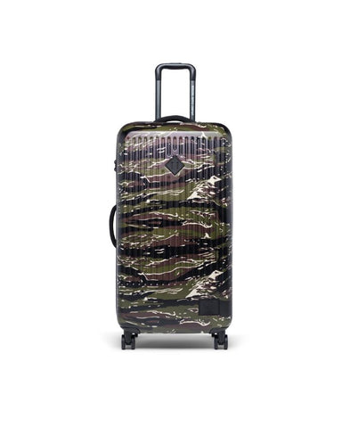 Herschel Supply Co. - Trade Large Tiger Camo Leopard Luggage Bag