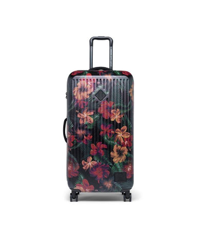 Herschel Supply Co. - Trade Large Tropical Hibiscus Luggage Bag