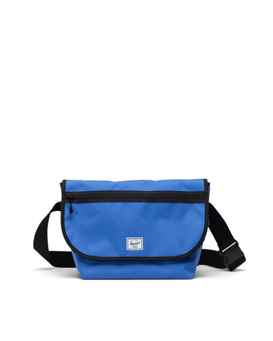 Herschel Supply Co. - Grade Mid Volume Amparo Blue Black Messenger Bag